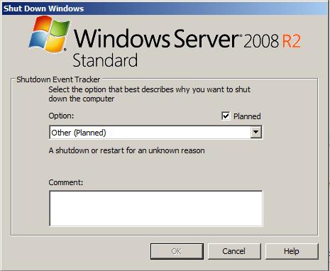 Shutdown Event Tracker - Preparing for a Forex VPS Failure