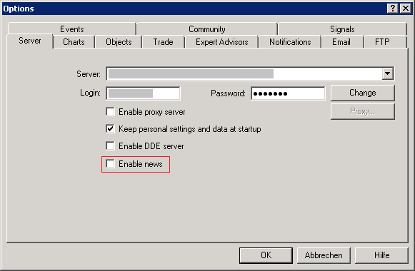 MetaTrader 4 Options Server - How to Setup a VPS for Forex Trading